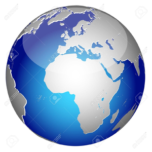 The Planet Earth Clipart Image
