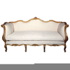 French Antique Sofa Image