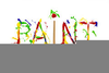 Paint And Paintbrush Clipart Image