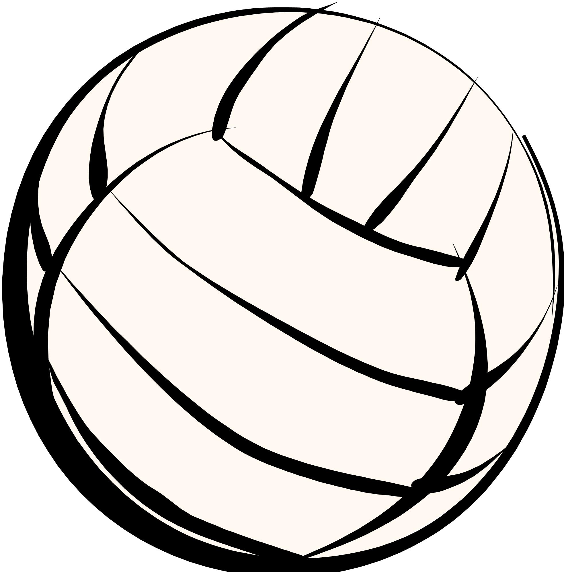 Volleyball  Free Images At Clkercom Vector Clip Art