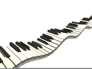 piano keys clipart free free images at clker com vector clip art rh clker com piano keys free clipart