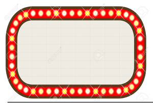 Movie Theater Marquee Clipart Free Images At Clker Com Vector Clip Art Online Royalty Free Public Domain