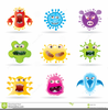 Clipart Germs Image