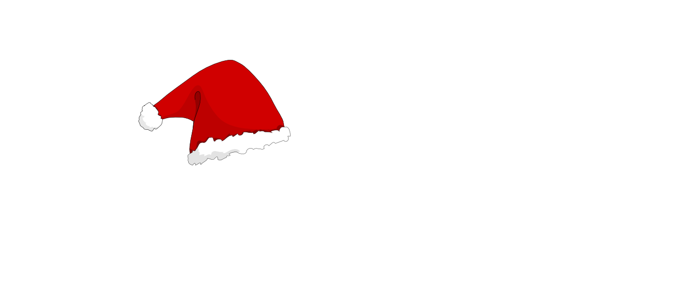 father christmas hat clipart - photo #47