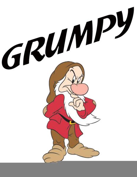 Free Grumpy Dwarf Clipart   Free Images At Clker.com ...