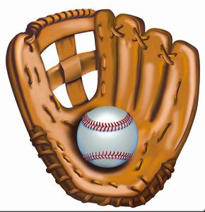 baseball mitt clipart free free images at clker com vector clip rh clker com baseball mitt clipart free baseball glove clipart images