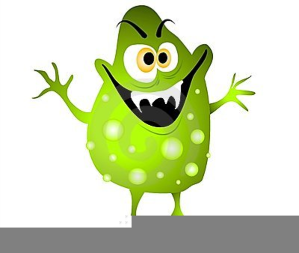 Clipart Pics Of Ugly Looking Bugs And Germs | Free Images ...