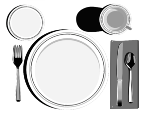 Place Setting Hi Image