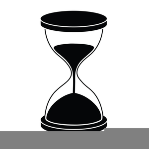 hourglass clipart free free images at clker com vector clip art rh clker com hourglass clipart black and white hourglass clipart black and white