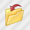 Icon Folder Close Image