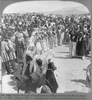 Old Greek Types Of Beauty Among Village Women At An Easter Dance (outlook E.), Megara, Greece Image