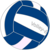 Volley Ball Clip Art