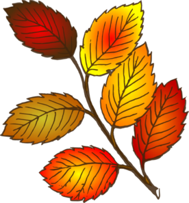 Autumn Leaf Clip Art