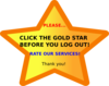 Survey Star Clip Art