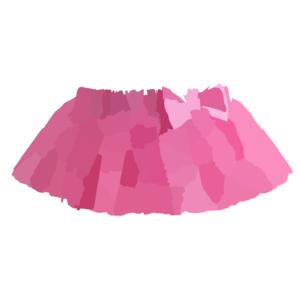 Pink Tutu View Clip Art at Clker.com - vector clip art ...