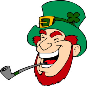 Funny Irish Clip Art