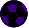 Canyon Soccer Ball Clip Art