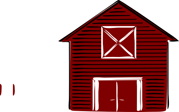 traditional barn clip art at clker com vector clip art online rh clker com