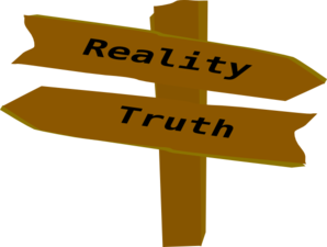 Reality & Truth Clip Art