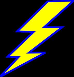 lightning bolt clip art at clker com vector clip art online rh clker com lightning bolt clipart free