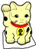 Lucky Cat Clip Art