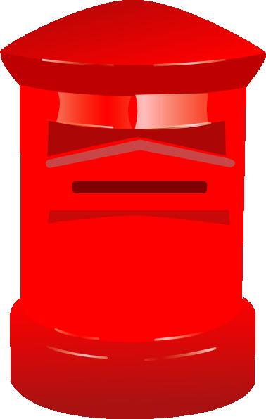Postbox Clip Art at Clker.com - vector clip art online ...
