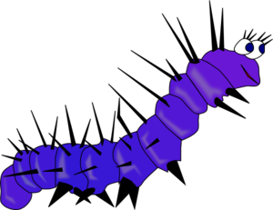 Caterpillar Gusano Clip Art