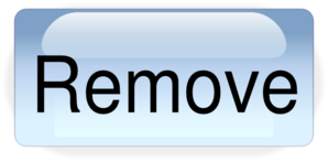 Remove Onclick Button.png Clip Art