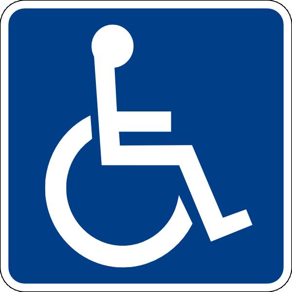 accessibilité au personne à mobilité réduite.