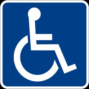 Handicap Logo Clip Art