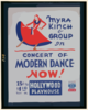 Myra Kinch & Group In Concert Of Modern Dance Now! Clip Art