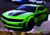 Camero Copyright By Preston Surface Clip Art