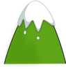 Green Mountain Clip Art