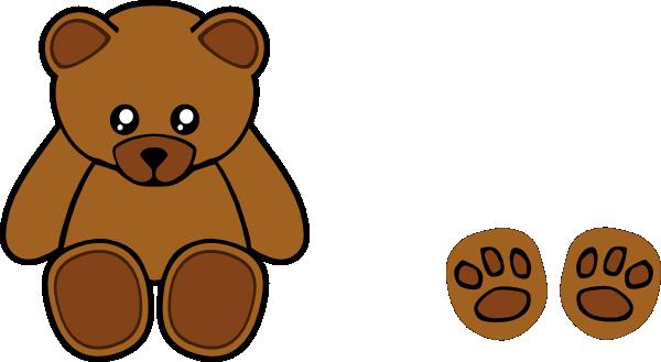 stuffed teddy bear clip art at clker com vector clip art online rh clker com bear clip art free bear clip art pictures