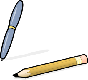 Pen Pencil Clip Art