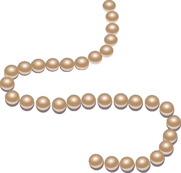 Pearls Clip Art at Clker.com - vector clip art online, royalty free ...