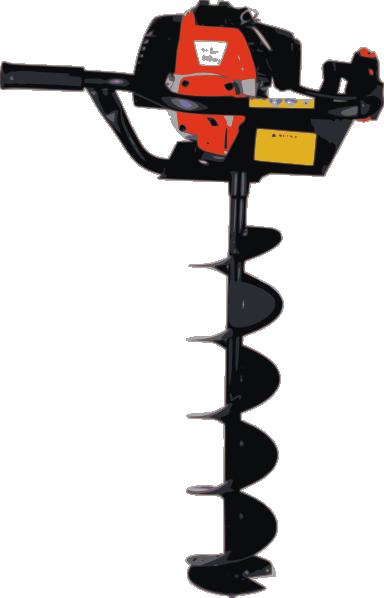 Power Drill Bit Clip Art : Heavy power drill clip art at clker vector
