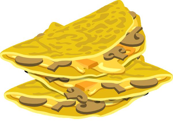 Hearty Omelet Clip Art at Clker.com - vector clip art ...