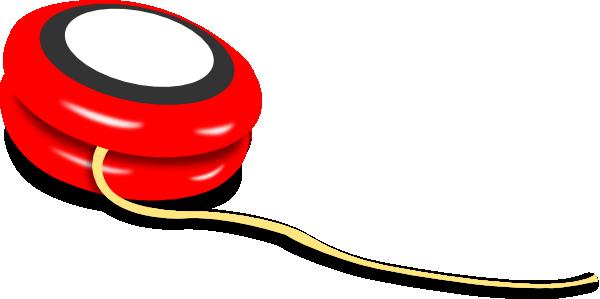 Yo-yo 2 Clip Art at Clker.com - vector clip art online ...