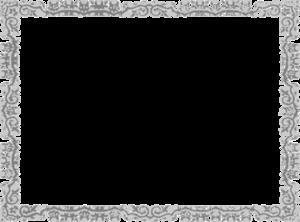 Silver Border Clip Art at Clker.com - vector clip art online ...