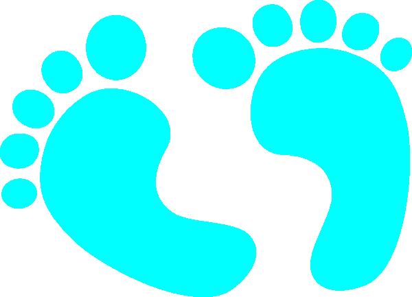 clip art baby feet free - photo #24