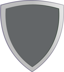 Blank Shield Clip Art at Clker.com - vector clip art ...