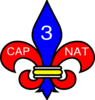 Cap Nat 3 Civil Air Patrol Nasa Annual Tour 3 Clip Art