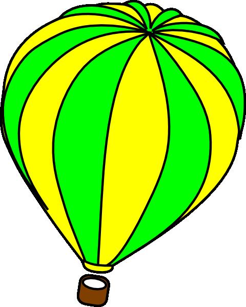 clipart hot air balloon - photo #16