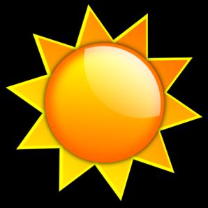 Sun 2 Clip Art at Clker.com - vector clip art online ...