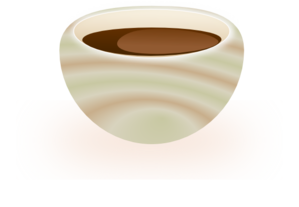 Japanese Cup Clip Art