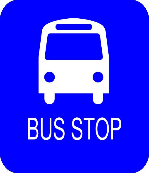 clipart bus stop - Jaxstorm.realverse.us