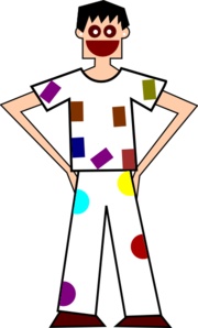 Cartoon Man Clip Art