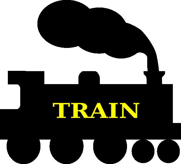 vector clipart train - photo #39