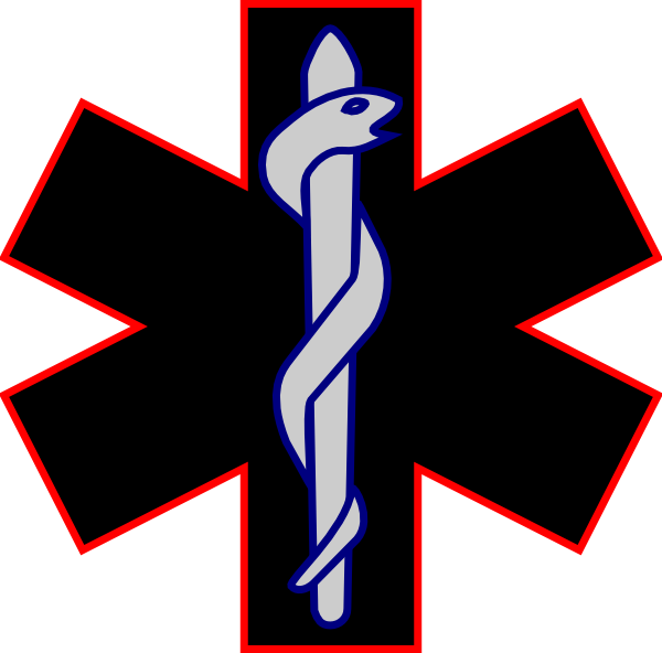 Paramedic Logo - Simple Clip Art at Clker.com - vector clip art online ...
